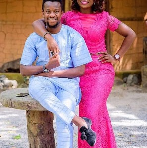 Super Eagles Player, Onazi Ogenyi Gushes Over His Wife-To-Be