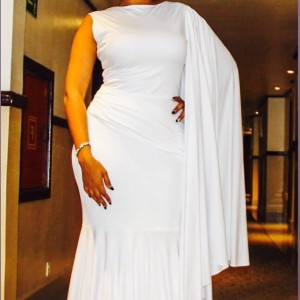 Juliet Ibrahim Gorgeous In White | Photos