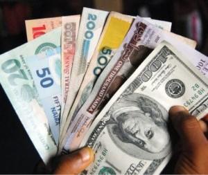 Naira Weakens Against Dollar