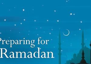 Ramadan Begins Today June 6th