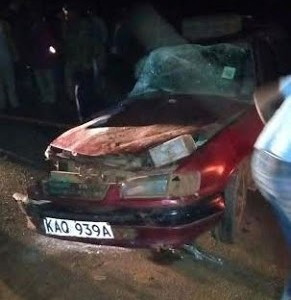 Photos: University Students In Fatal Accident After An All White Party In Kenya