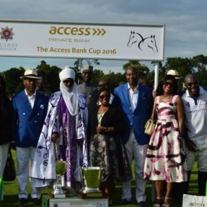 Emir of Kano, Herbert Wigwe, Toolz and More Attend Access Bank & Fifth Chukker Polo Day UK