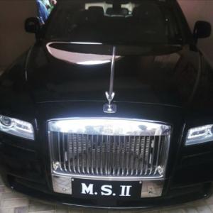 Photos: Emir of Kano Acquires Rolls Royce Phantom