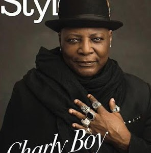 Photos: Charly Boy Covers ThisDay Style Magazine
