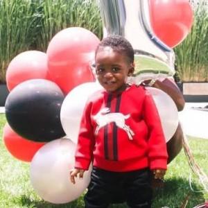 Tiwa Savage Shares Adorable Photos Of Her Son Jamil