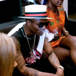 Wizkid Performs At One Africa Music Fest In US (Photos)