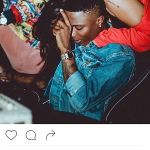 Photos: Wizkid & His Manager Jada Fuel Dating Rumours