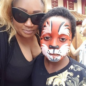 Igbinedion's Daughter Throws Lavish 7th Ferrari Birthday Party For Only Son (Pics)