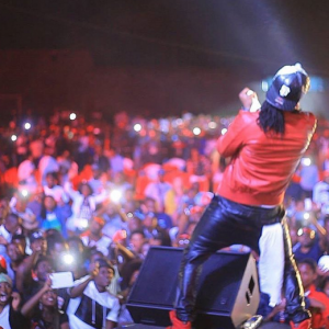 Photos From Paul Okoye Solo Performance In Congo