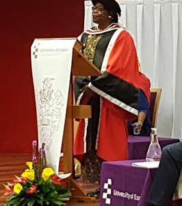 Photos: Oby Ezekwesili Receives Honorary Doctorate Degree From The University Of Essex