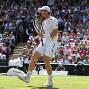 PHOTOS: Andy Murray Wins 2016 Wimbledon
