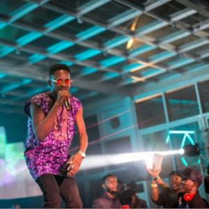 PHOTOS: Adekunle Gold, Reekado Banks, Sound Sultan, Others At Urban 96.5 Launching