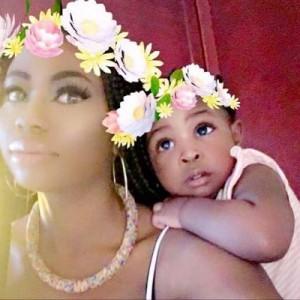 Davido's Babymama, Sophie Momodu And Daughter Stun In New Photo
