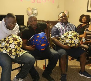 Photos : Gospel star Solomon Lange and wife expecting baby