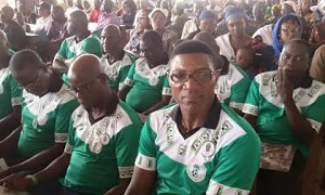 PHOTOS: Keshi's Team Mates Attended His Burial In Their 1994 Strips