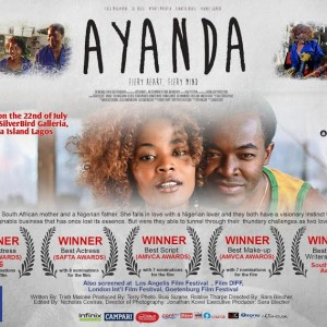 DOWNLOAD TRAILER: Award Winning AMAA & AMVCA Movie #AYANDA Premieres In Nigeria