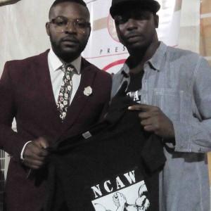 First Ever Nigeria Celebrity Arm Wrestling Show Debuts |@traindeji