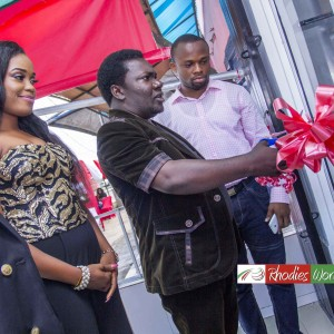 Exclusive Photos From The Grand Opening Of Rhodies Luxury Boutique