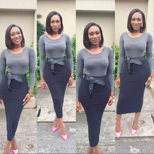 Ebube Nwagbwo Pulls Off Stunning Looks With 4 Different Skirts!