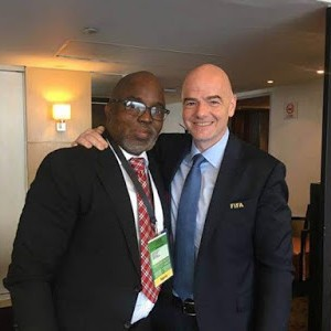 NFF To Receive N212million Annually From FIFA