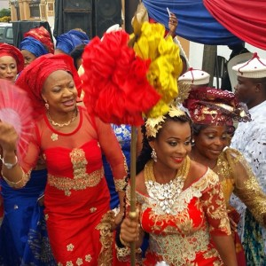 RW Exclusive: Chelsea And Jason Balls Say Yes I Do In A Lavish Wedding Ceremony In Calabar-Nigeria| First Photos.