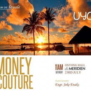 MONEY COUTURE: 'Sack Your Boss' Conference Comes To Uyo