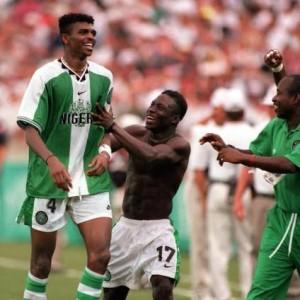 Happy 40th Birthday To Football Legend Kanu Nwankwo