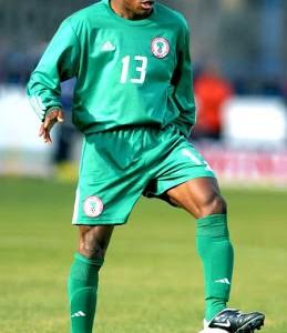Former Super Eagles Footballer Pius Ikedia Collapses