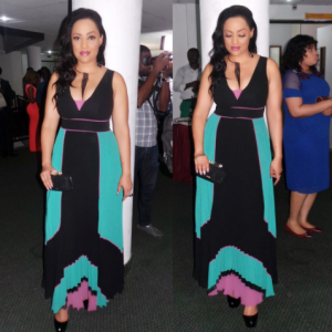 Photos : Actress Lilian Bach Stuns At Movie Premiere