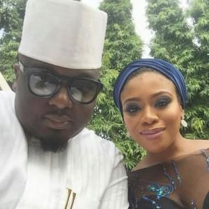 Adegbite Sijuwade Wishes Wife Dolapo Oni On Her Birthday