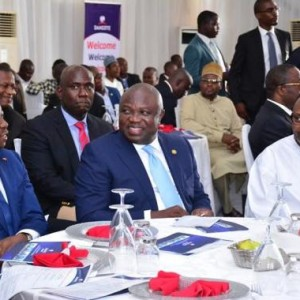 PHOTOS: Gov. Ambode Host Togolese President In Lagos