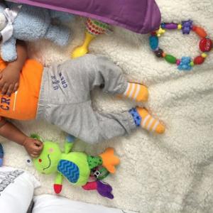 Actress Tonto Dikeh-Churchil Celebrates Her Son As He Turns 6 Months