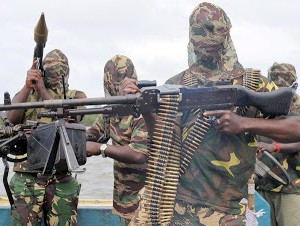 Niger Delta Avengers Announces Ceasefire In The Region, Shows Support For Negotiations With FG led By E.K Clark