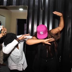 Nigerian Celebs Storm Omotola Jalade's Son's 18th Birthday Party   Photos