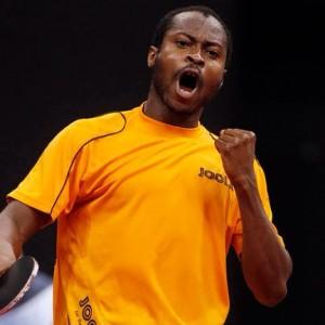 #Rio2016: Nigerian Table Tennis Player, Aruna Quadri Qualifies For Round Of 4