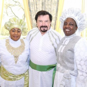PHOTOS: Popular American Televangelist, Mike Murdock Visits Garment Church In Lagos