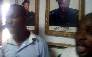 Photo: Suspected Child Kidnappers Arrested In Lagos