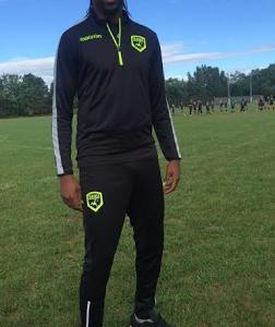 Kanu Nwankwo In Canada For Football Clinic (Photos)