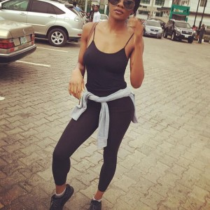 PHOTO: Lucy Of Rudeboy Records Goes Braless