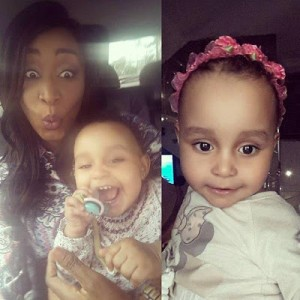 Actress Ashionye Raccah Celebrates Her Adorable Daughter