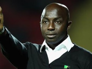 Siasia Says An African Country Can Win The World Cup Given Adequate Preparations