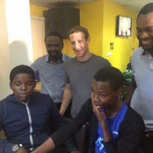Much Ado About Facebook Founder Mark Zuckerberg's Visit To Nigeria | Photos