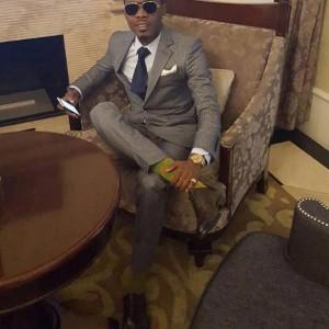 PHOTO: Patoranking Looks Dapper In Suit After His Arrest In Uganda
