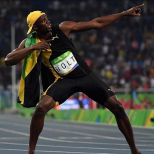 Usain Bolt Remains The Fastest Man In The World