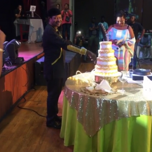 Photos: Music Legend King Sunny Ade Celebrates His 70th Birthday In Houston, Texas