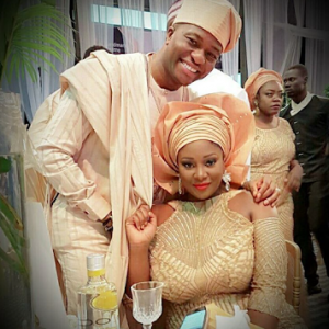Toolz And Hubby, Tunde Demuren Step Out In Style   Photos