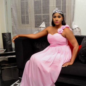 Angela Okorie Looks Regal In Princess Themed Photoshoot