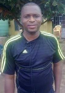 Photos: Former Nigerian footballer, Peter Ogaba Dies