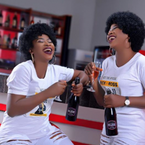 Nollywood Actress, The Aneke Twins Dazzle In New Photos