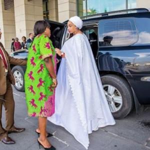 Photo : Ooni Of Ife's Wife, Olori Wuraola Looking Elegant